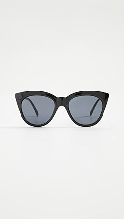 Le Specs Half Moon Magic Sunglasses | SHOPBOP