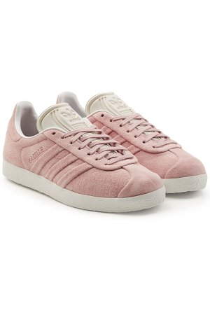 Gazelle Stitch and Turn Suede Sneakers Gr. UK 4
