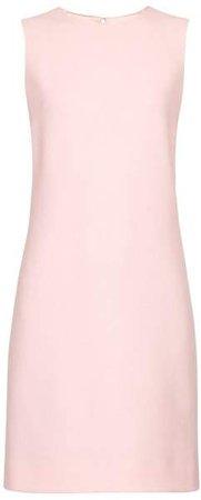 Round Neck Sleeveless Dress - Womens - Pink