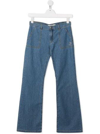 Bonpoint Effilé Bootcut Jeans - Farfetch