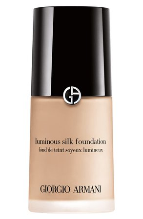 Giorgio Armani | Luminous Silk foundation