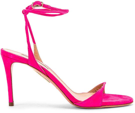 Minute 85 Sandal in Exotic Pink | FWRD