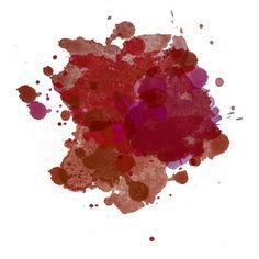 burgundy paint