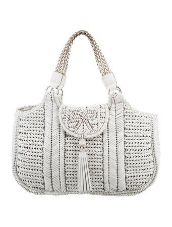 Anya Hindmarch Neeson Leather Tote - Handbags - WAH26415   The RealReal
