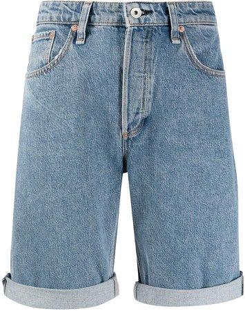 mid rise Rosa shorts