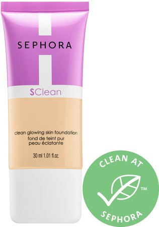 Clean Glowing Skin Foundation