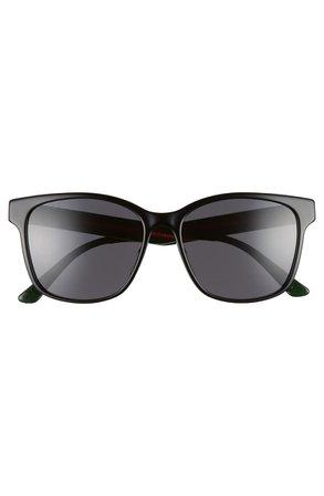 Gucci 56mm Sunglasses | Nordstrom