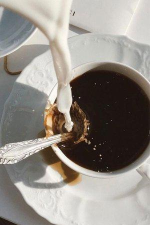 coffee aesthetic