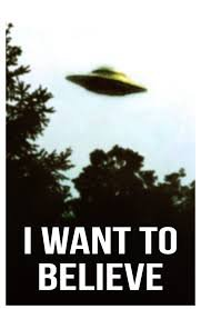poster x files i want to believe - Google Search