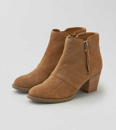 TAUPE ANKLE BOOTS! on The Hunt