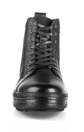 6653 Roberto Serpentini Shoes / Black | Italian Designer Shoes | Rina's Store
