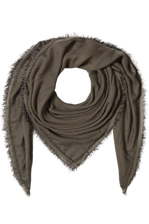 Scarf with Cashmere Gr. One Size