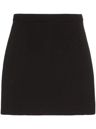 Givenchy | high-waisted mini skirt