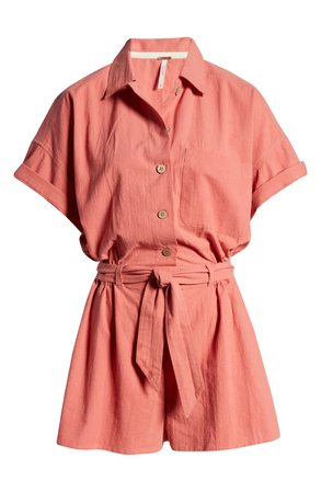 Endless Summer by Free People No Plans Romper | Nordstrom