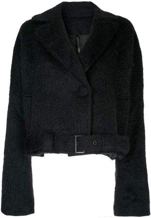 Belted Covet coat