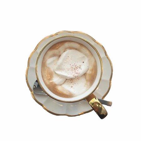 coffee w cream