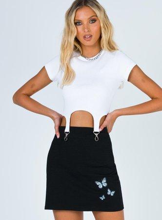 Dahlia Mini Skirt