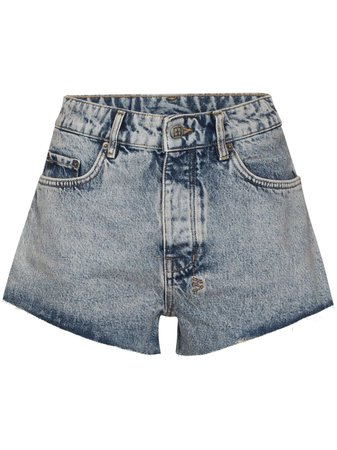 Ksubi Jinx Denim Shorts - Farfetch