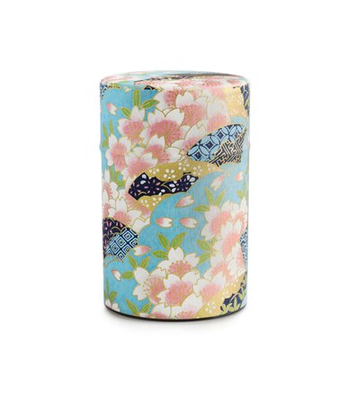 Japanese Washi Tea Tin , Tea Storage: Rishi Tea & Botanicals