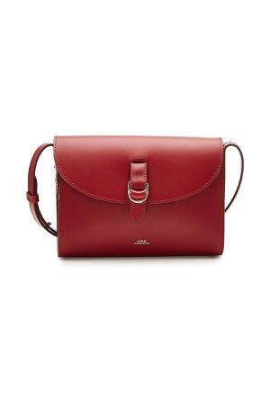 Alicia Leather Shoulder Bag Gr. One Size
