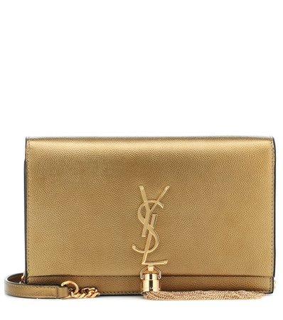 Kate Tassel Leather Shoulder Bag | Saint Laurent - Mytheresa