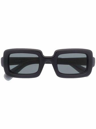 Shop Miu Miu Eyewear square-frame sunglasses with Express Delivery - FARFETCH