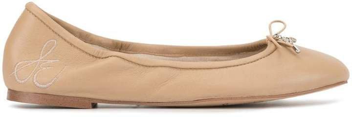 Felicia ballerina shoes