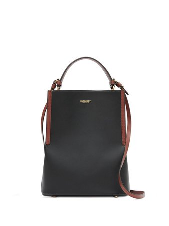 Burberry Mini Bucket Bag Ss20 | Farfetch.com