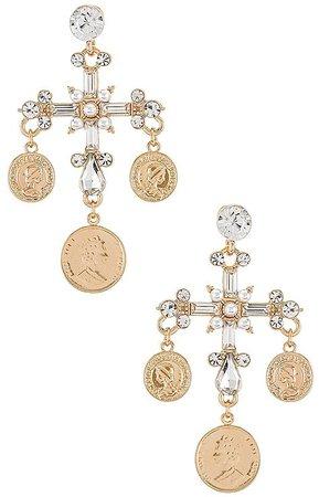 Holy Grail Earrings