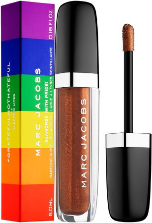 Enamored (With Pride) Dazzling Lip Lacquer Lipgloss