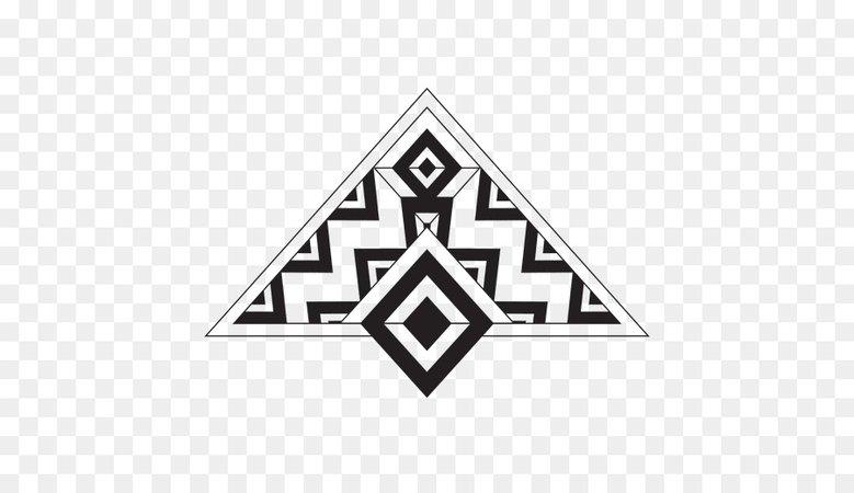 boho triangle transparent - Google Search