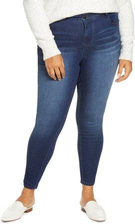 Sculpt High Waist Skinny Jeans