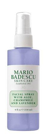 lavender Mario Badescu facial spray