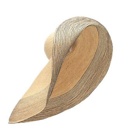 LOLA HATS Spinner raffia hat