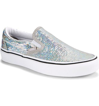 Vans Classic Embellished Slip-On Sneaker (Women) | Nordstrom