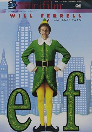 Elf Movie DVD