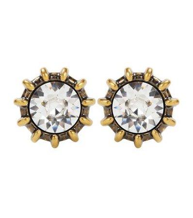 Gucci Crystal Earrings