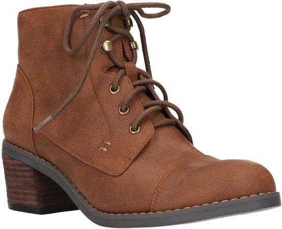Sarina Lace-Up Boot