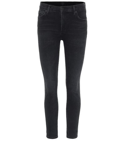 Rocket Mid-Rise Skinny Jeans   Citizens of Humanity - Mytheresa