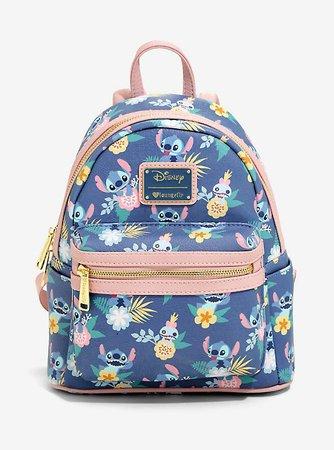 Disney Lilo & Stitch Pastel Mini Backpack