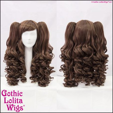 Gothic Lolita Pigtail Wig