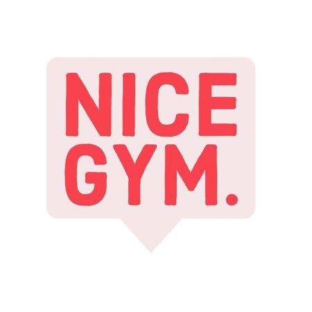 nice gym