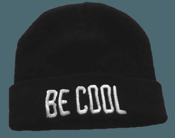 be cool beanie
