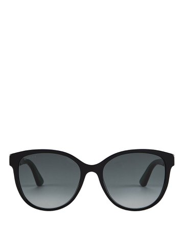 Gucci | Web Cat Eye Sunglasses | INTERMIX®