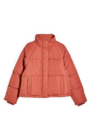 Topshop Sasha Puffer Jacket | Nordstrom