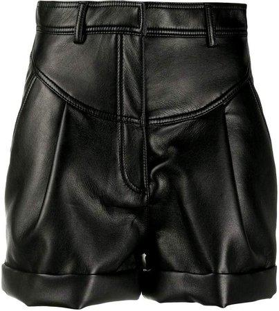 polished short shorts