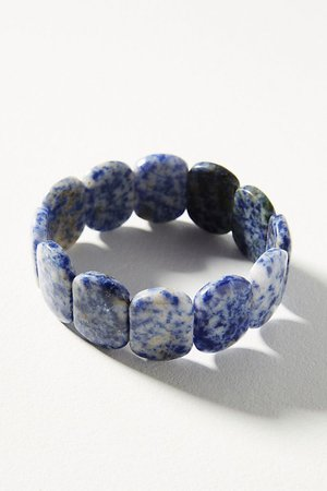 Clear Skies Stretch Bracelet | Anthropologie