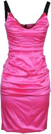 Dolce & Gabbana Women's Pink Short Dress