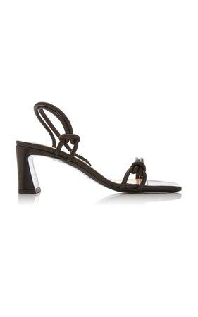 Charlie Leather Sandals by BY FAR | Moda Operandi