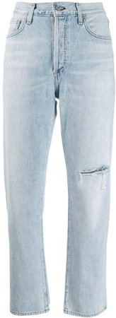 McKenzie straight-leg jeans